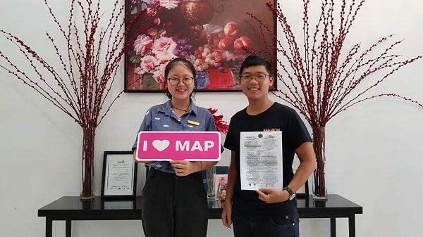 Cùng MAP du học Singapore