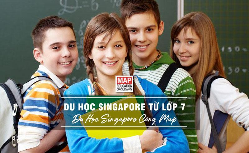 Du Học Singapore Từ Lớp 7 – Định Hướng Nghề Nghiệp