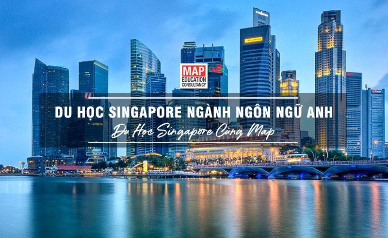 Du Học Singapore Ngành Ngôn Ngữ Anh – Mở Rộng Cánh Cửa Việc Làm