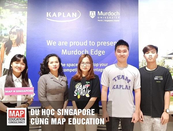 Du học Singapore ngành Truyền thông tại Học viện KAPLAN cùng MAP