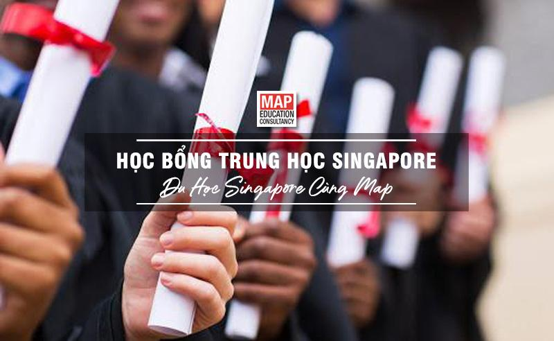 Học Bổng Trung Học Singapore – Cơ Hội Nhận Học Bổng 100%