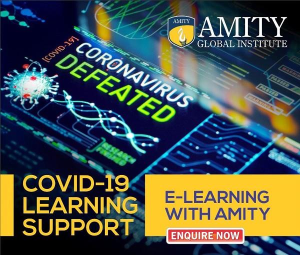 Học online cùng Amity học phí thấp hơn so với học trực tiếp