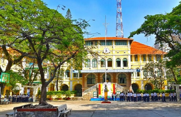 Trường THPT chuyên Amsterdam được xét cấp học bổng trung học Singapore A*Star