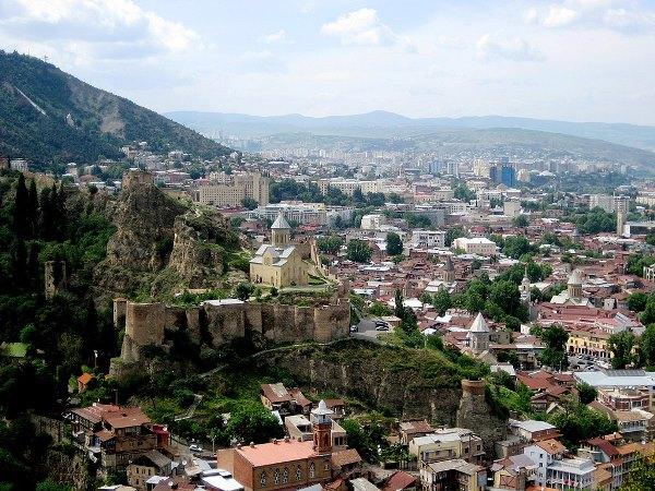 Tbilisi - Nơi hội nghị quốc tế về Giáo dục môi trường được diễn ra vào năm 1977