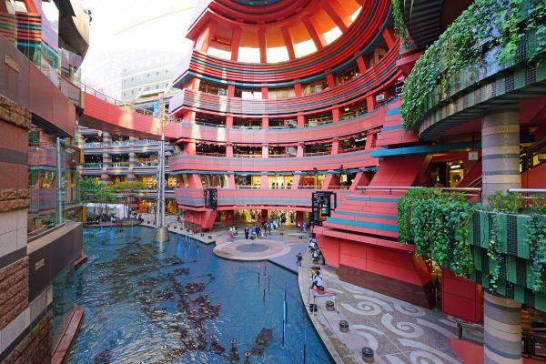 Khu tổ hợp Hakata Canal City đầy màu sắc - Địa điểm yêu thích của sinh viên du học Nhật Bản ở Fukuoka
