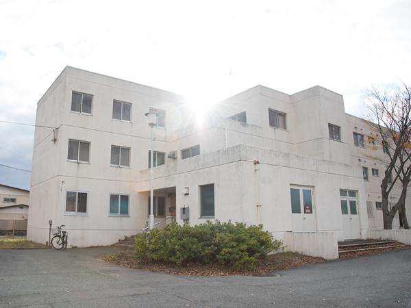 Một khu ký túc xá trường đại học Akita Nhật BảnMột khu ký túc xá trường đại học Akita Nhật Bản
