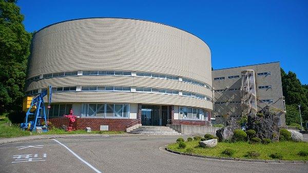 Trường đại học Akita Nhật Bản còn sở hữu một khu bảo tàng lịch sử khai thác mỏ