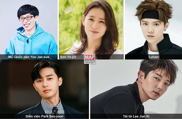 Những cựu sinh viên ưu tú của SeoulArts