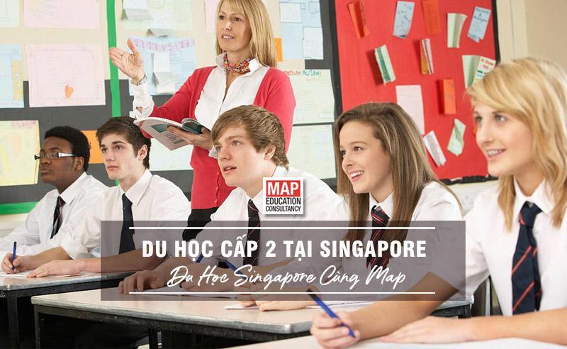 Du Học Cấp 2 Tại Singapore – Đâu Là Định Hướng Tốt Nhất Cho Con Của Bạn?