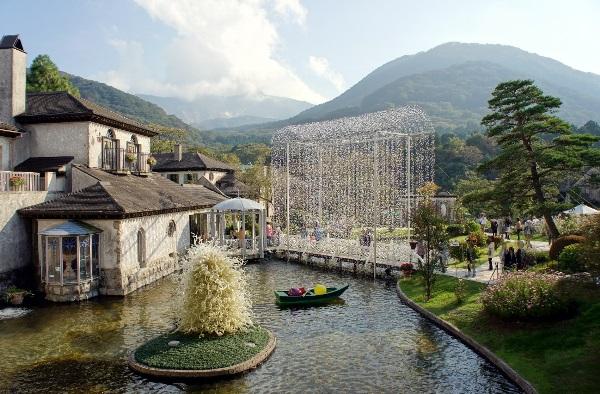 Bảo tàng thủy tinh Hakone
