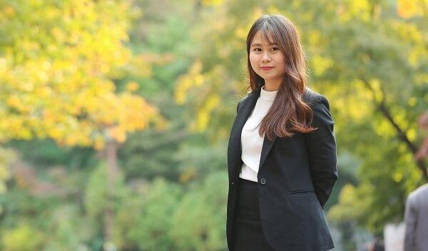 Cuộc sống sinh viên du học Hàn Quốc - Bạn Thu Hương