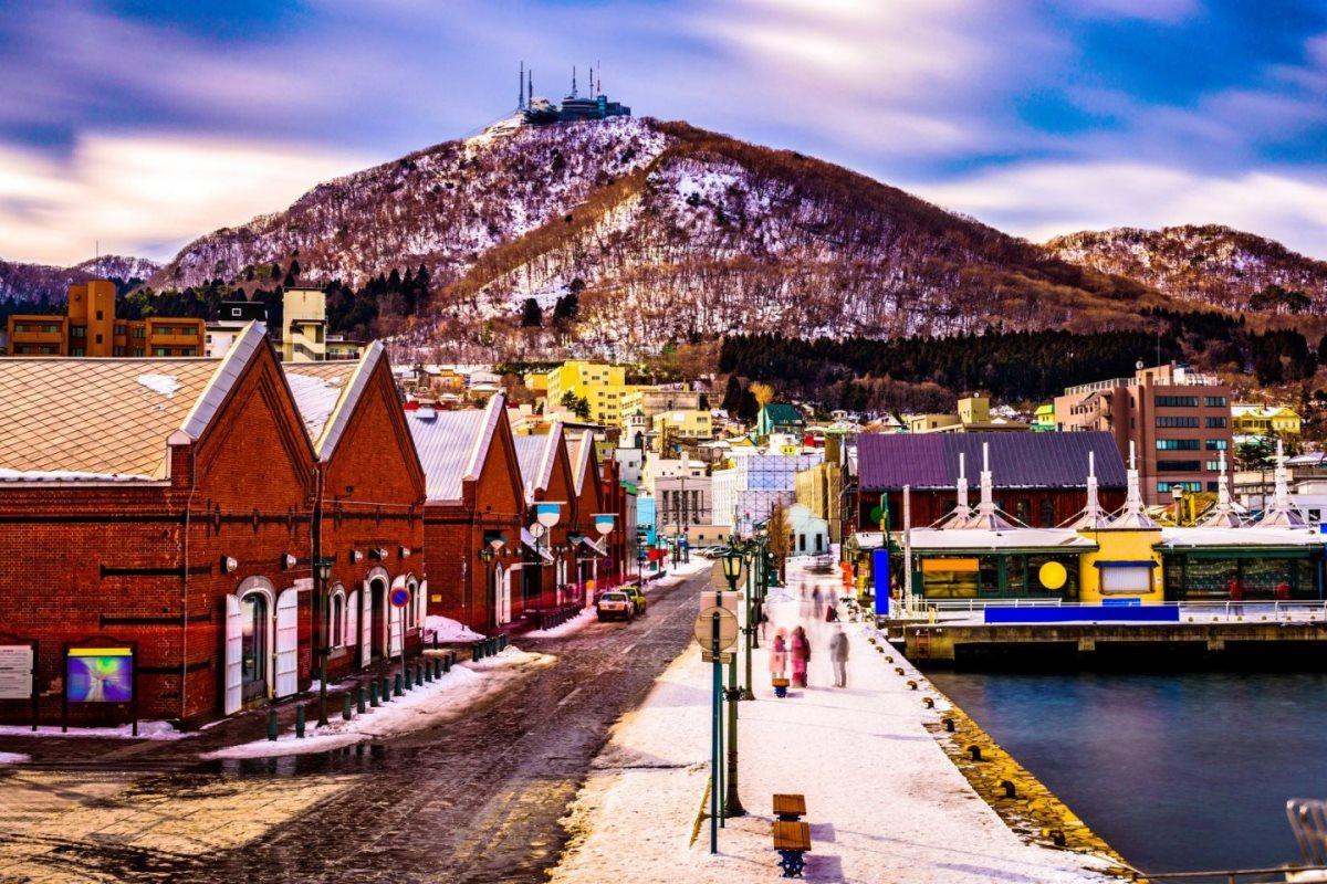 Du Học Nhật Bản Tại Hokkaido – Cực Bắc Của Đất Nước Mặt Trời Mọc