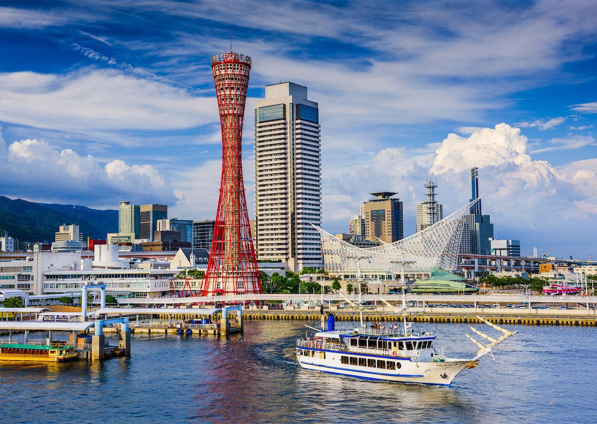 Du Học Nhật Bản Tại Kobe – Tây Âu Thu Nhỏ Của Phương Đông