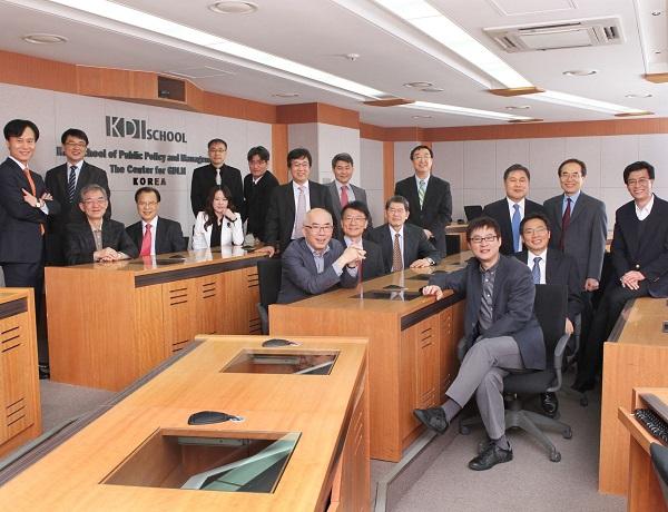 Đội ngũ giáo sư hàng đầu tại KDI School of Public Policy and Management