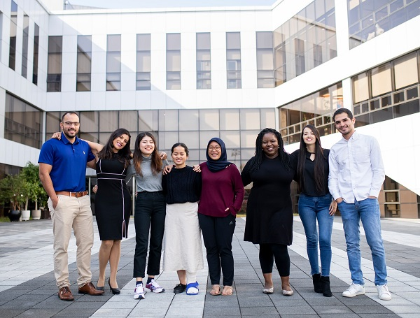 Sinh viên quốc tế tại Trường Quản lý và Chính sách Công KDI