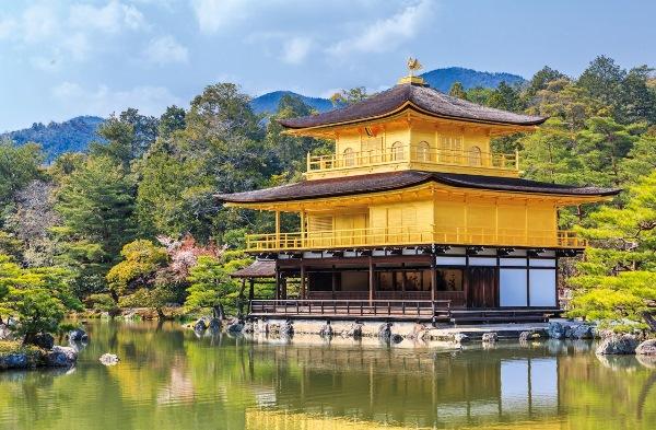 Kinkaku-ji là một trong những địa điểm luôn thu hút du khách đến tham quan