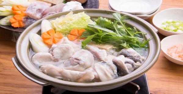 Lẩu cá Anko là một trong những món sinh viên nên thử