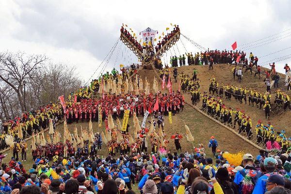 Lễ hội Onbashira