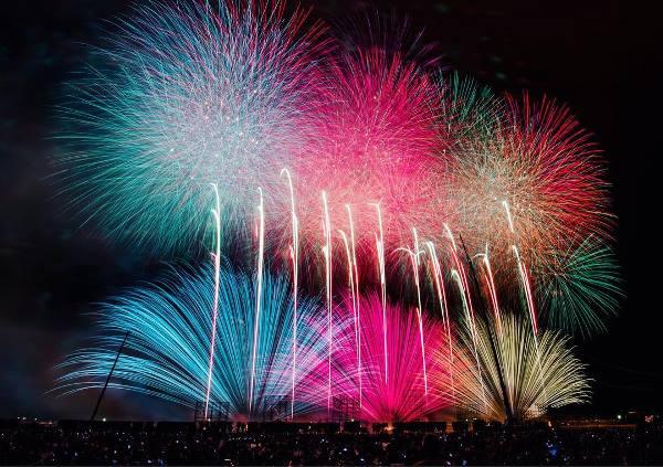 Lễ hội pháo hoa Fukuroi Enshu