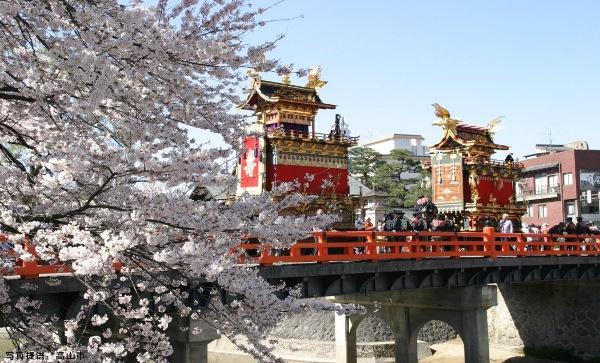 Một trong những lễ hội các bạn có thể tham gia khi du học ở Gifu là lễ hội Takayama