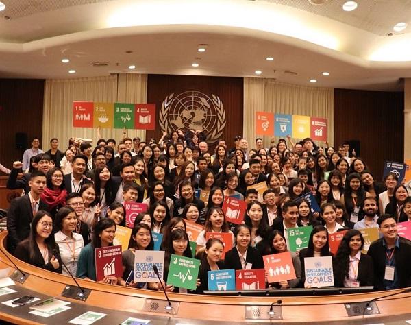 Hội thảo quốc tế tại Trường SunHak Universal Peace