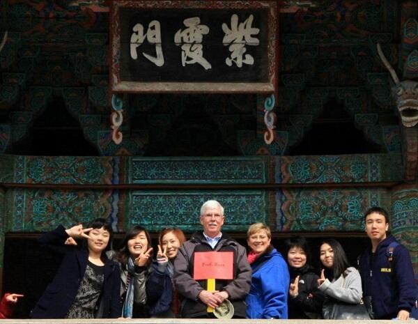 Chương trình trải nghiệm văn hoá Hàn Quốc tại HILS