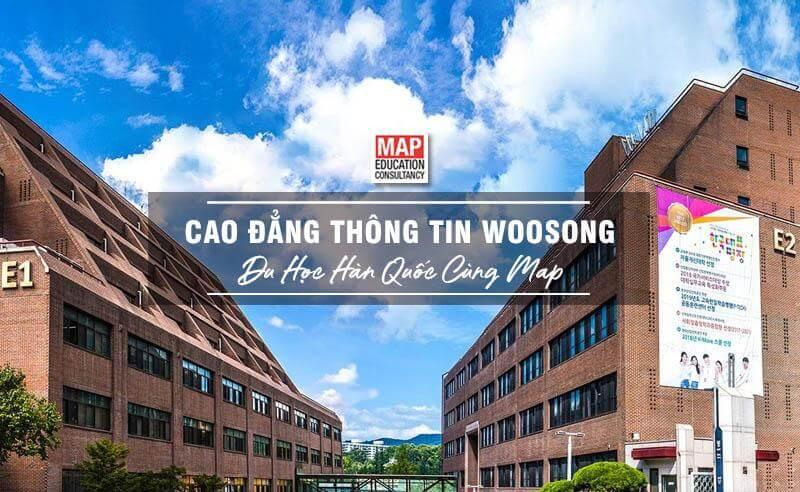 Cao Đẳng Thông tin Woosong – Trường TOP 1% Hàng Đầu Tại Daejeon