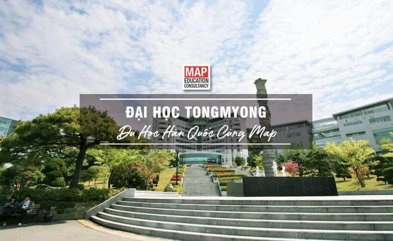 Đại Học Tongmyong – Ngôi Trường Thanh Bình Nhất Busan