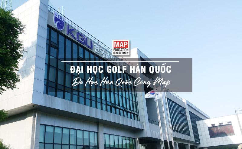 Cùng Du học MAP khám phá trường Đại Học Golf Hàn Quốc