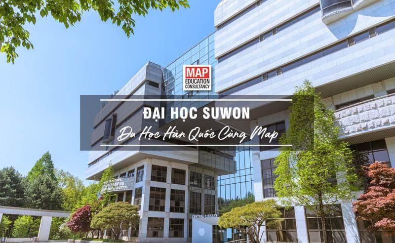 Cùng Du học MAP khám phá trường Đại Học Suwon Hàn Quốc
