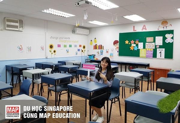 Du học Singapore từ lớp 4 cùng MAP