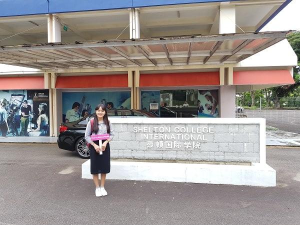 Du học Singapore từ lớp 4 tại trường Cao đẳng Quốc tế Shelton