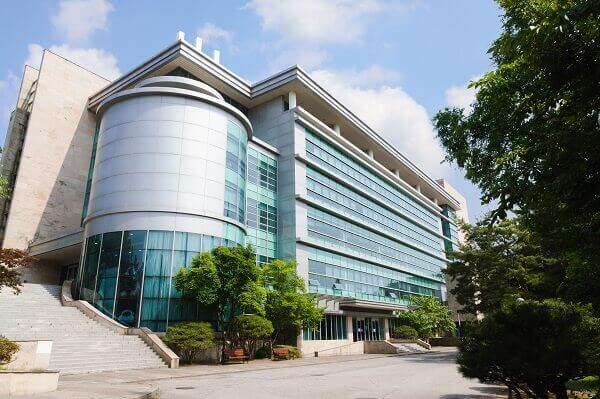 Hội trường The University of Suwon