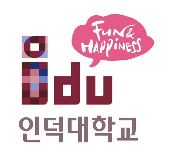 Logo trường Induk Hàn Quốc