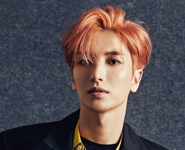 Leeteuk (trường nhóm Super Junior huyền thoại) là sinh viên tiêu biểu của USW
