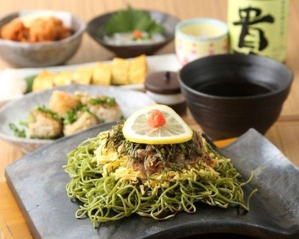 Đặc sản nổi tiếng Kawara Soba - Món ăn nên thử khi du học Nhật Bản ở Yamaguchi