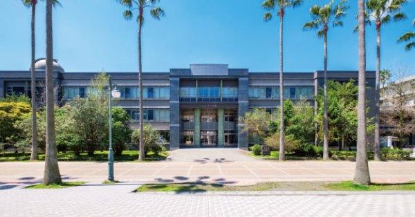 Đại học Kagoshima là địa điểm uy tín khi du học Nhật Bản ở Kagoshima