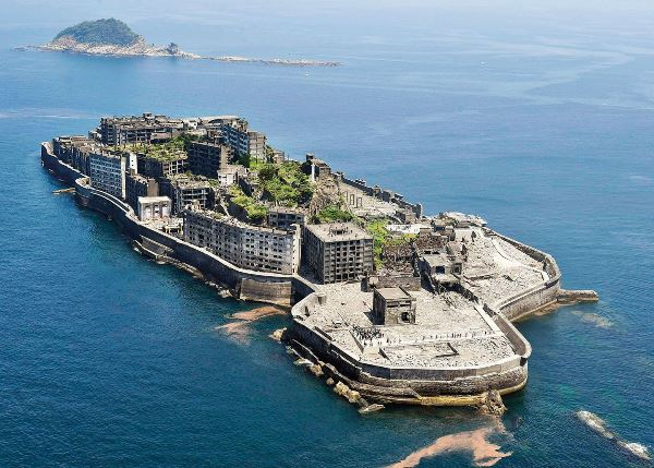 Đảo hoang Hashima