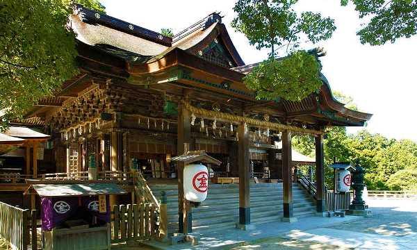 Đền thờ Thần đạo Konpira-san