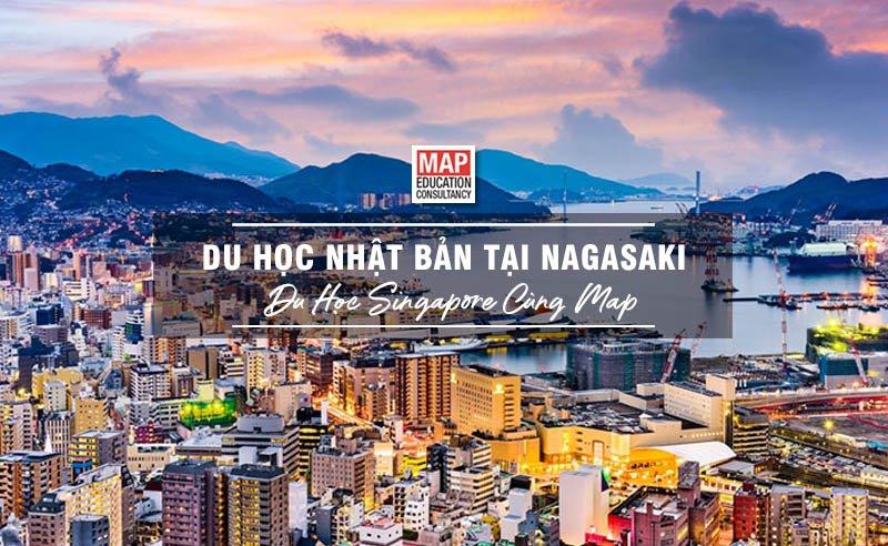 Du học Nhật Bản cùng MAP - Du học Nhật Bản tại Nagasaki