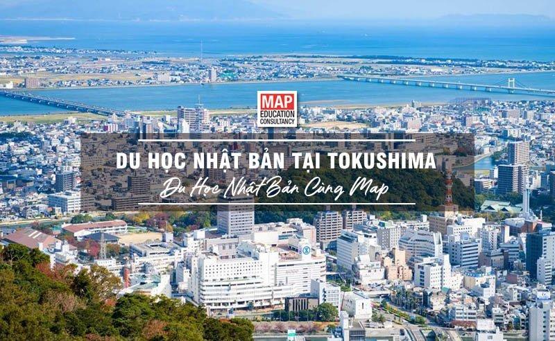 Du Học Nhật Bản Tại Tokushima – Quê Hương Của Lễ Hội Awa Odori