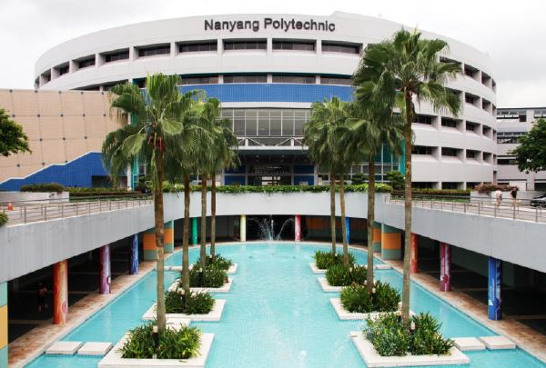 Sinh viên cũng có thể lựa chọn học tại Nanyang Polytechnic