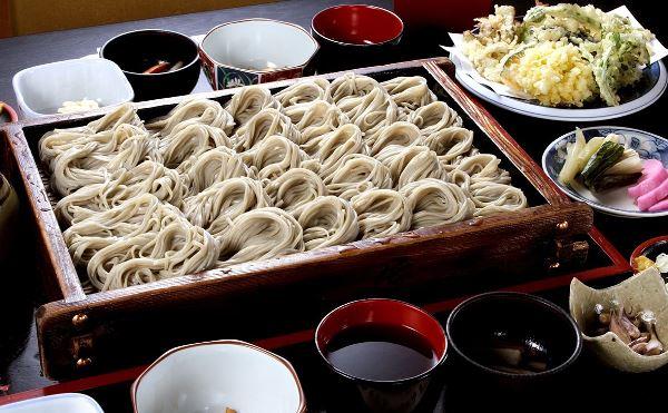 Hegi Soba là một trong những món nên thử khi du học ở Niigata