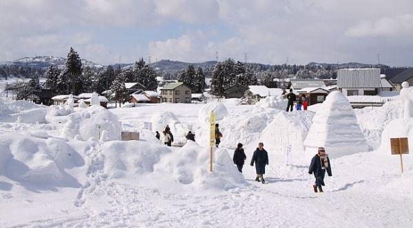 Lễ hội tuyết Tokamachi