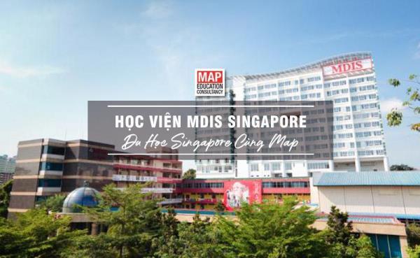MDIS là ngôi trường chuyên đào tạo du học ngành tâm lý học tại Singapore