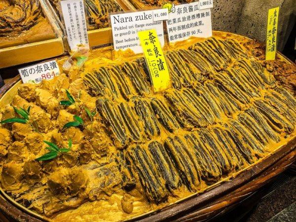 Sinh viên du học ở Nara nên trải nghiệm một lần món Narazuke