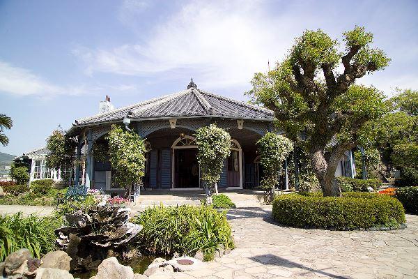 Vườn Glover với lối kiến trúc độc đáo