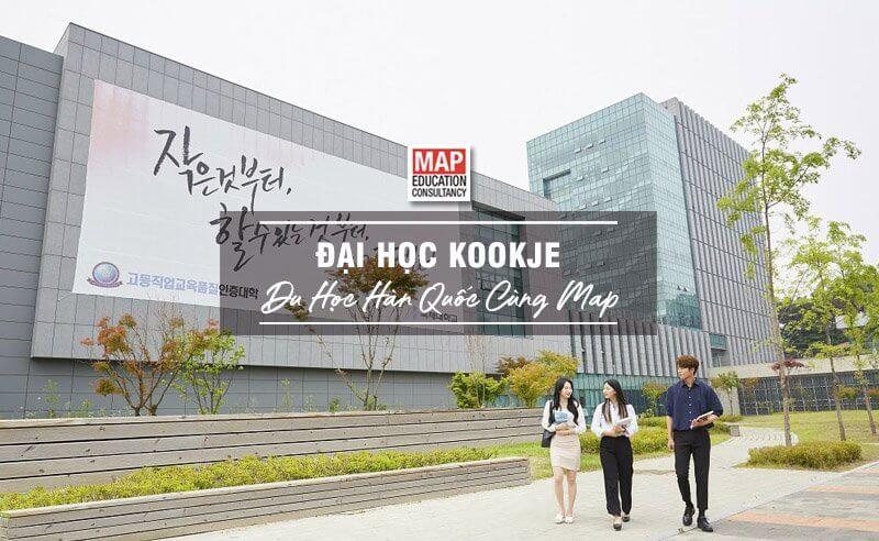 Cùng Du học MAP khám phá trường Đại Học Kookje Hàn Quốc