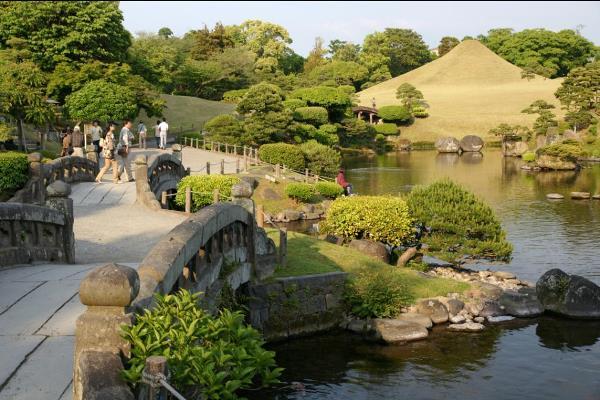 Công viên Suizenji Jojuen