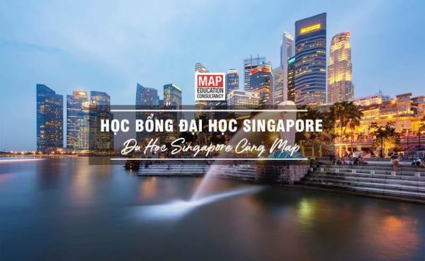 Cùng săn học bổng Singapore hệ đại học